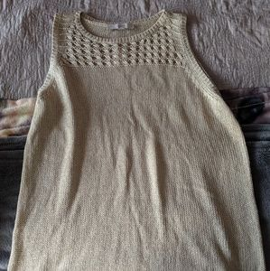 LOFT Women's Knit Tank Top